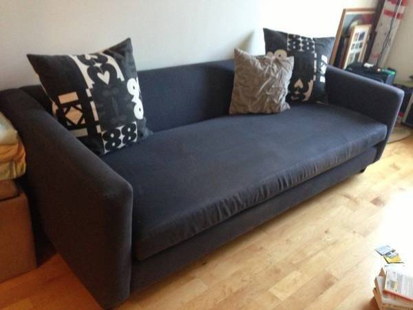 Movie Sofa Cobble Hill Kings County Apartment Therapy