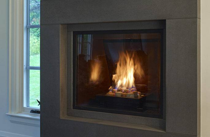 Moving Modern Evolution Gas Fireplace Paloform