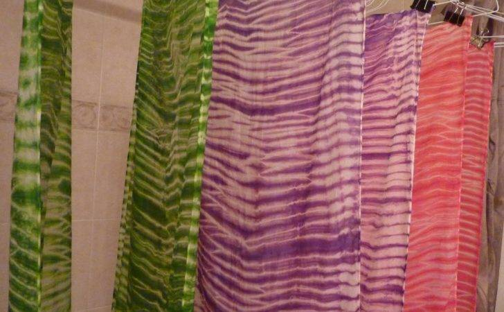 Munslow Quilt Artist Silk Dyeing Pole Wrapping Shibori
