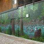 Mural Artist Designer Kim Hunter Indigo Vancouver