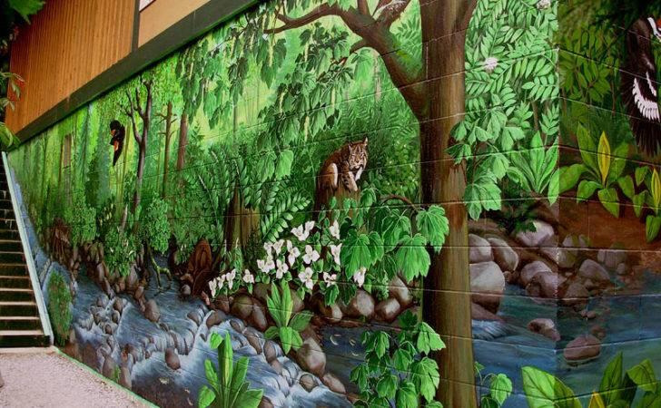 Mural Artist Designer Kim Hunter Vancouver