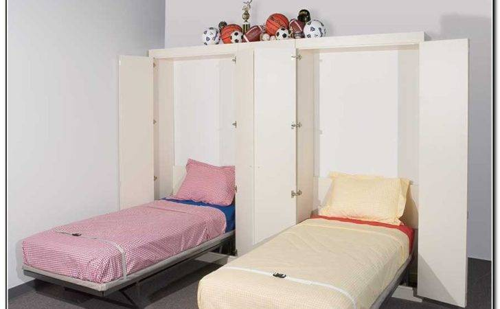 Murphy Bed Couch Ikea Modern Twin Bedding