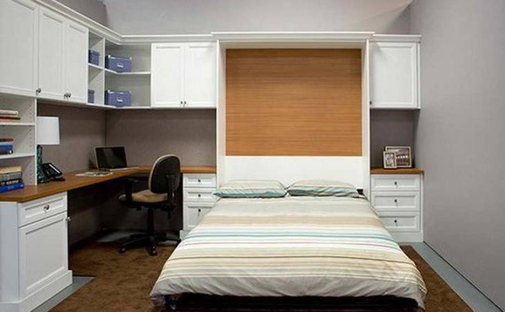 Murphy Bed Desk Combination Lot Bunk Style