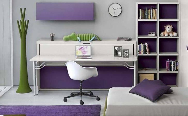 Murphy Bed Desk Combination Miu Practical Multifunctional Solution