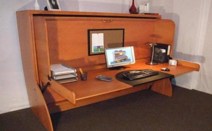Murphy Bed Desk Combo Home Interior Design