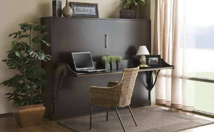 Murphy Bed Desk Combo Modern Beds Awesome