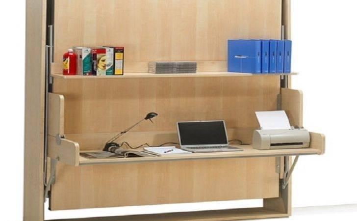 Murphy Bed Desk Combo Plans Kits Denver Home