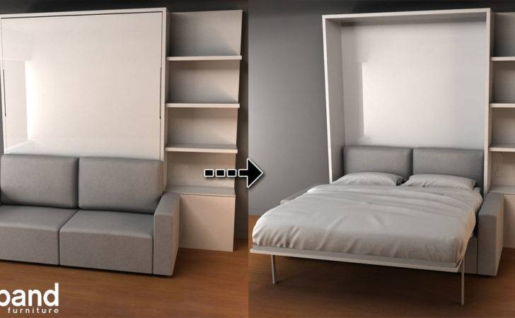 Murphy Bed Sofa Combo Home Design