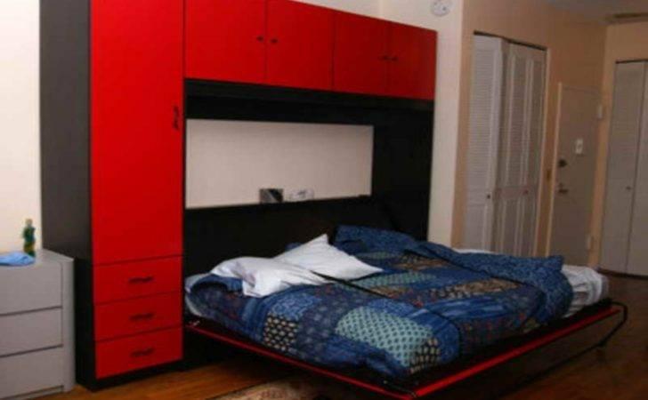 Murphy Bed Wall Folding Beds Bedroom Ideas Built Bunkbeds