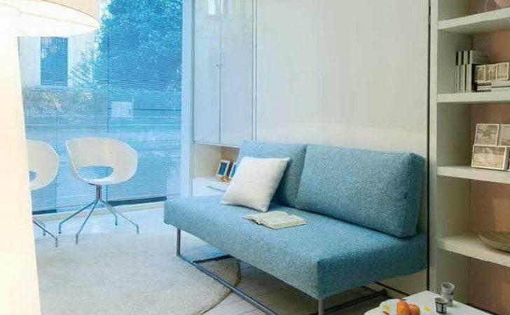 Murphy Beds Sofa Window Glass Bed