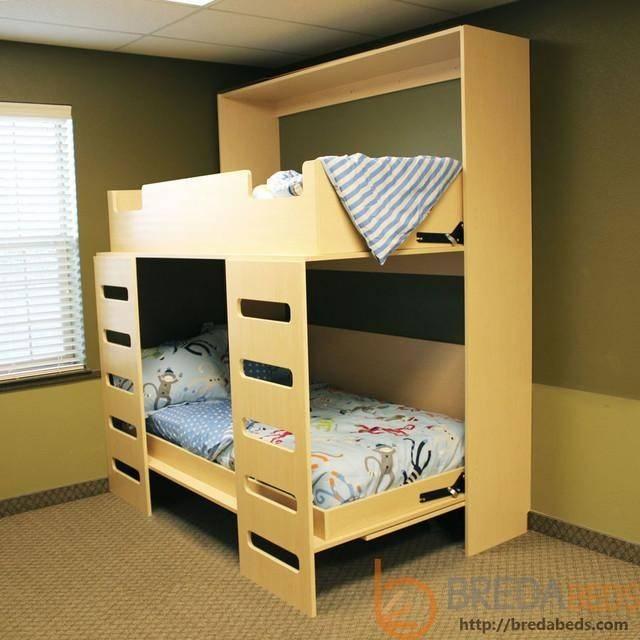 Murphy Bunk Bed Kit Pdf Plans Hardware Kits Woodplans
