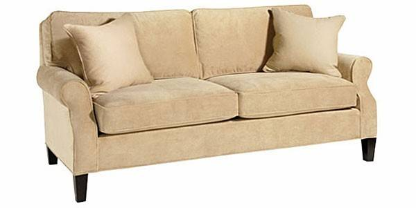 Murphy Fabric Pillow Back Apartment Sofa