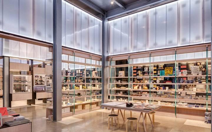 Museum Shop Friend Company London Retail Design
