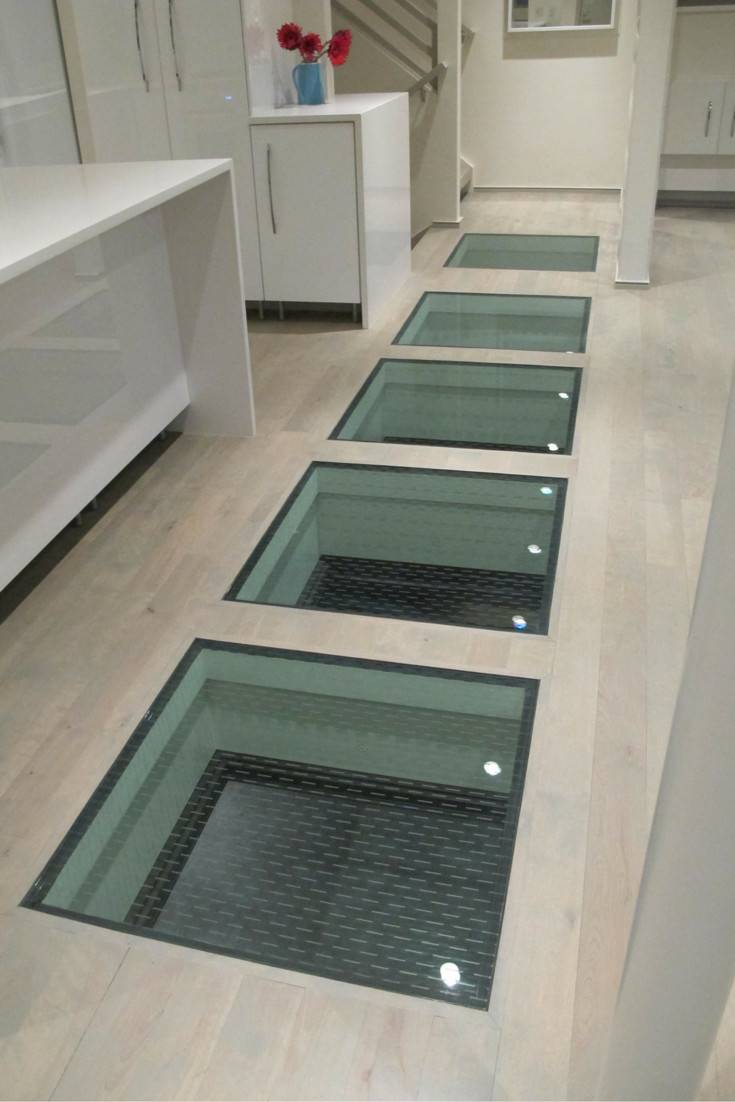 Myths Glass Floors Bridges