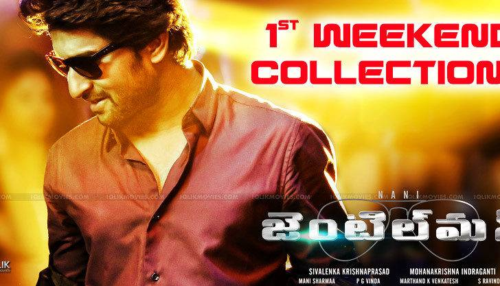 Nani Gentleman First Weekend Collections