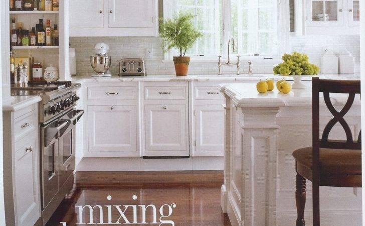 Nantucket Home Traditional Magazine Kitchens