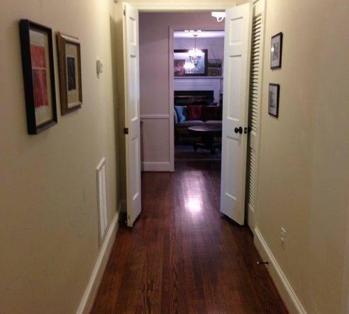 Narrow Hallway Windows Light Help