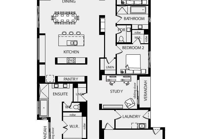 Narrow House Plans Pinterest Lot Floor