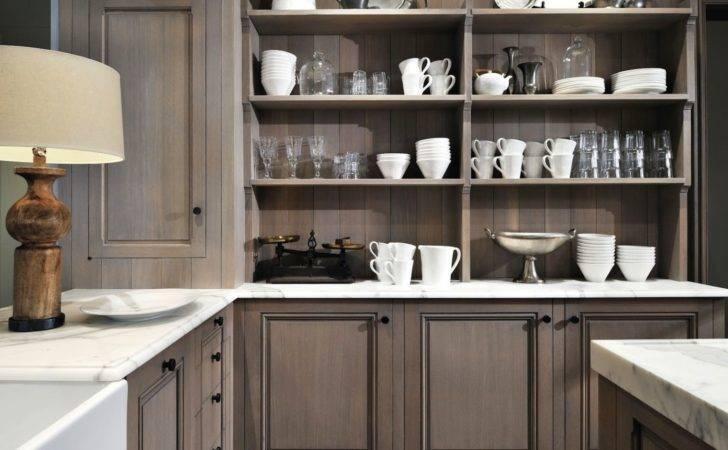 Natural Grey Kitchen Cabinets Ideas Design