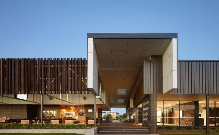 Natural Industrial Design Flamboyant Community Center Down Under