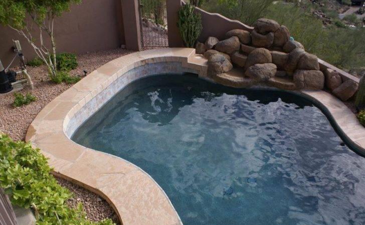 Natural Pool Designs Rock Swimming