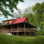 Natural Retreats River House Meadow Lane Virginia Lovers