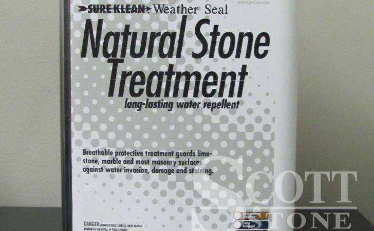 Natural Stone Treatment