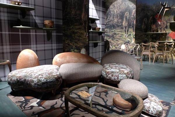 Nature Inspired Animalia Furniture Collection Fratelli Boffi Home