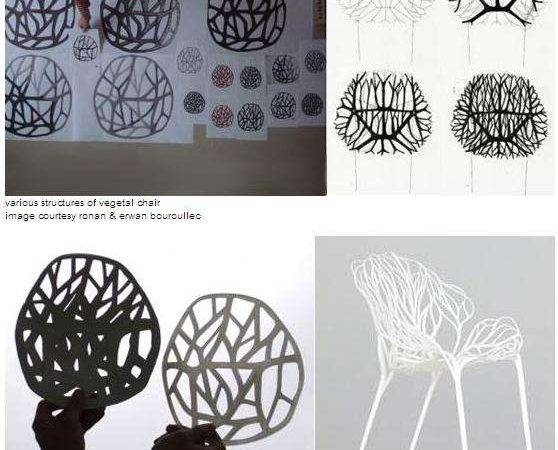 Nature Inspired Furniture Design Nurtures