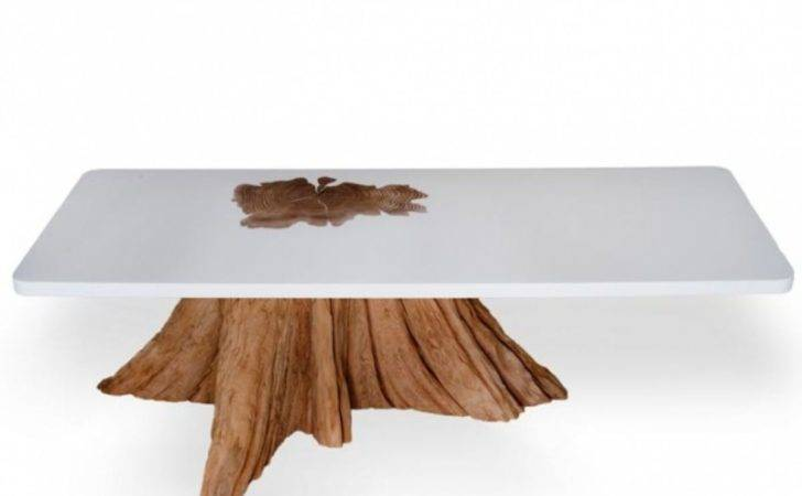 Nature Inspired Home Furniture Design Stunning Pieces