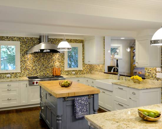 Nautical Backsplash Home Design Ideas Remodel Decor