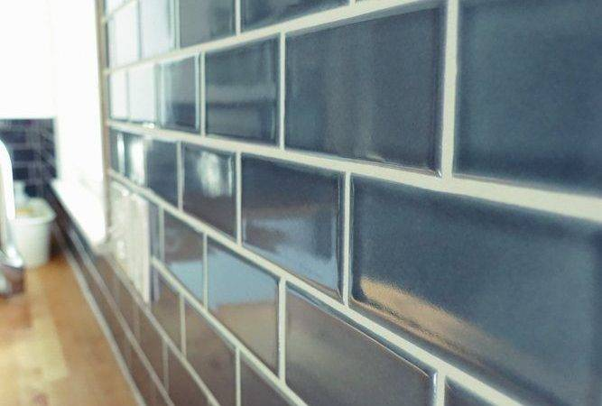 Nautical Kitchen Backsplash Installation Fireclay Tile