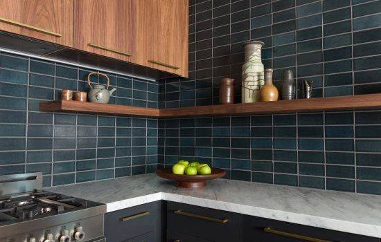 Nautical Kitchen Backsplash Shape Tile Pinterest