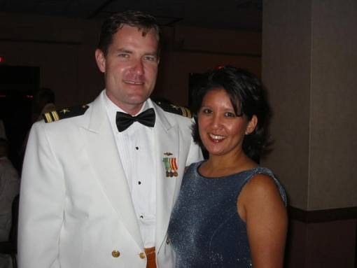 Navy Reserve Officers Dining Out