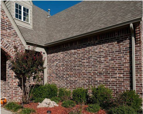 Need Advice Brick Trim Color First House Concrete