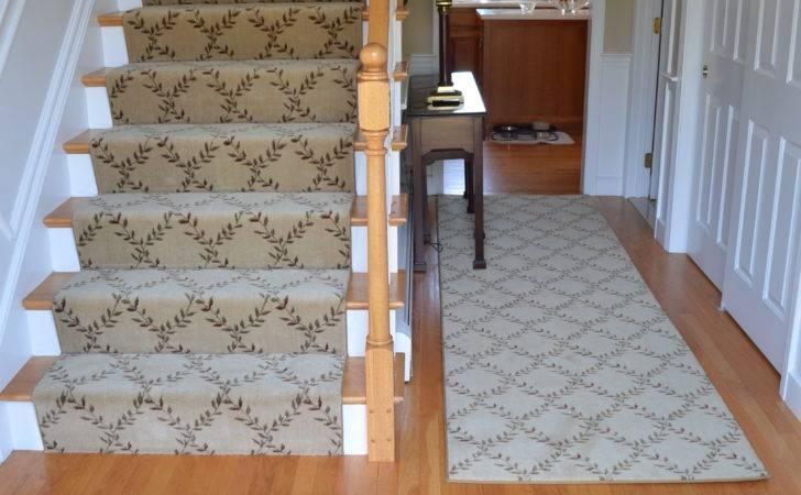 Needham Rug Blog Norfolk Custom Stair Runner Carpet Workroom