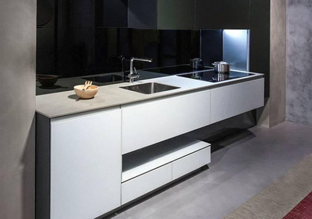 Neolith Kitchen Design Ideas Using