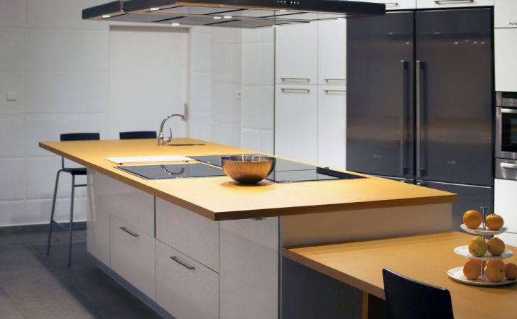 Neolith Porcelain Arancio Kitchen Countertop