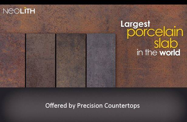 Neolith Porcelain Slab Countertop Variety Finishes Touted