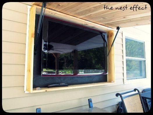 Nest Effect Handiwork Father Outside