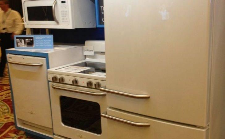 New Artistry Line Appliances Brings Back Vintage