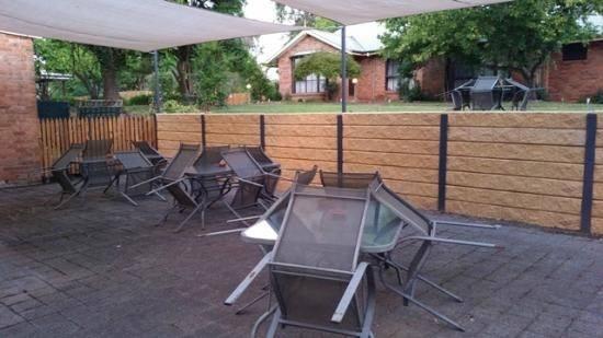 New Beer Garden Sleepers Fence Riley Restaurant