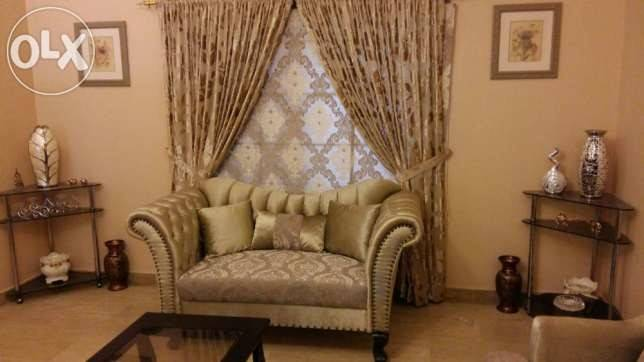 New Classic Drawing Room Sofa Set Karvin Victorian Legs Karachi