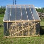 New Firewood Storage Solutions Ideas