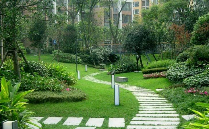 New Home Designs Latest Modern Beautiful Gardens