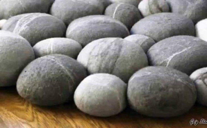 New Icon Felted Wool Stones Doovi