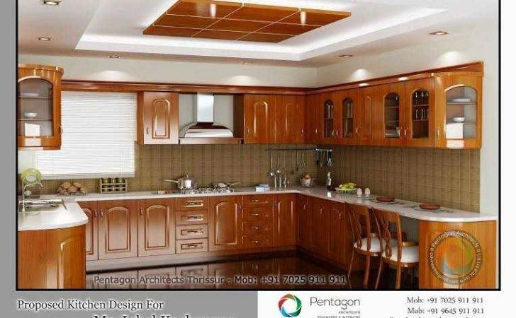 New Kitchen Cabinet Design Kerala Style