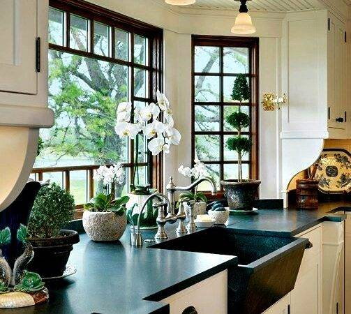 New Kitchen Window Special Place Dwellings Heart Your