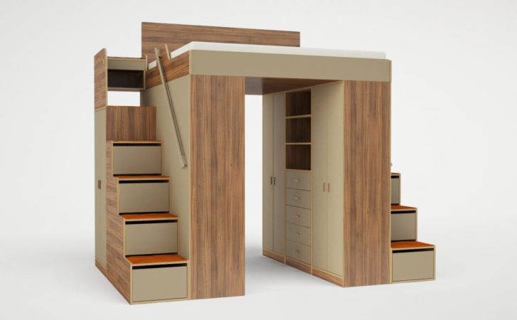 New Loft Bed Collection Adults Casa Living