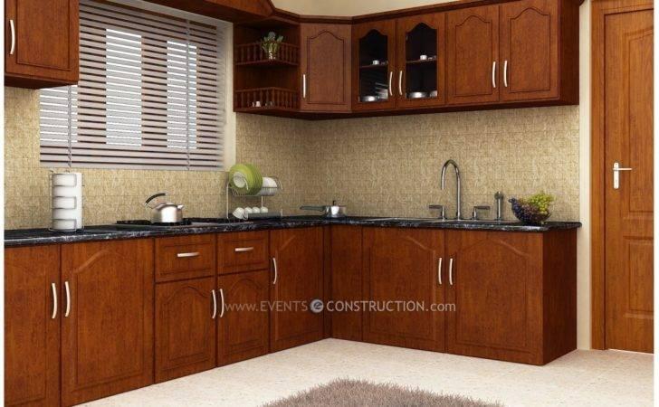 New Model Kitchen Cabinets Kerala Resnooze